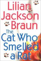 The Cat Who Smelled A Rat