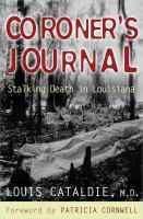 Coroner's Journal