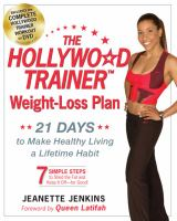 The Hollywood Trainer Weight-loss Plan