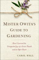 Image: Mister Owita's Guide to Gardening