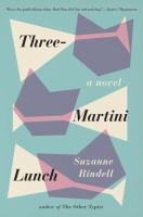 Three-martini Lunch