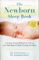 The Newborn Sleep Book