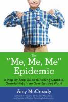 """The """"me, Me, Me"""" Epidemic"""
