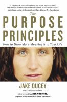 The Purpose Principles