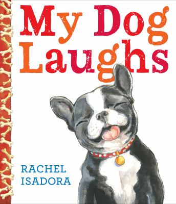 Cover image for My Dog Laughs