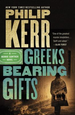 Cover image for Greeks Bearing Gifts