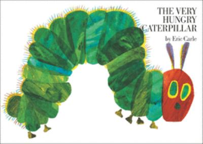Cover image for Very Hungry Caterpillar