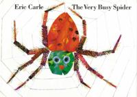 Image: The Very Busy Spider