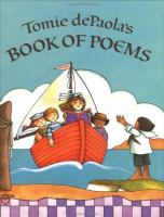 Tomie De Paola's Book of Poems