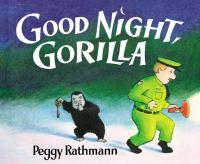 Good Night Gorilla Book Cover