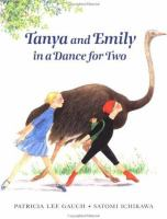 Tanya and Emily in A Dance for Two