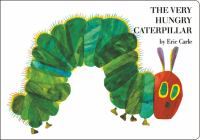 The Very Hungry Caterpillar [braille]