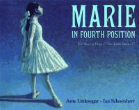 Marie in Fourth Position