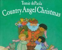 Country Angel Christmas