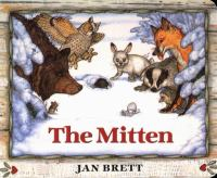 The Mitten Book Box