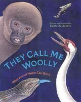 They Call Me Woolly