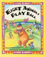 Eight Animals Play Ball