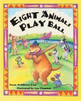 Eight Animals Play Ball