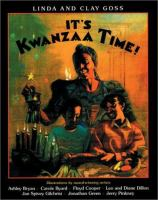It's Kwanzaa Time!