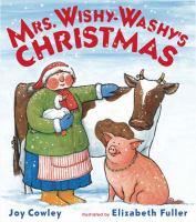 Mrs. Wishy-Washy's Christmas