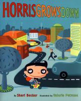 Horris Grows Down