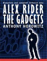 Alex Rider, the Gadgets