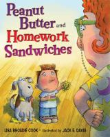 Peanut Butter and Homework Sandwiches