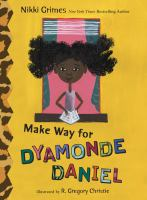 Cover of Make Way for Dyamonde Dani