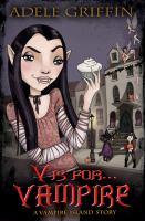 V Is For-- Vampire