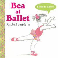 Bea at Ballet