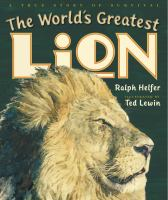 World's Greatest Lion