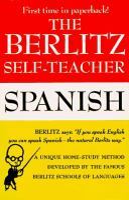 The Berlitz Self-teacher, Spanish