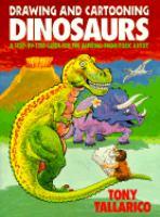 Drawing and Cartooning Dinosaurs