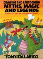 Drawing and Cartooning Myths, Magic and Legends