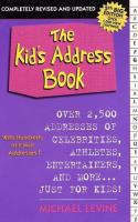 The Kid's Address Book