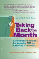 Taking Back the Month