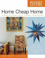 Home Cheap Home