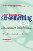 Lew Hunter's Screenwriting 434
