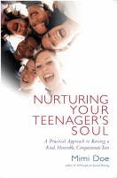Nurturing your Teenager's Soul
