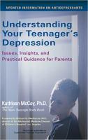 Understanding your Teenager's Depression