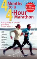 4 Months to A 4-hour Marathon