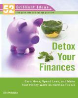 Detox your Finances