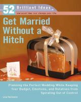 Get Married Without A Hitch