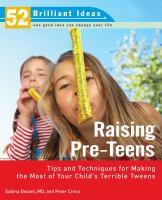 Raising Pre-teens