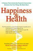 Happiness & Health