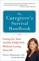 Image: The Caregiver's Survival Handbook