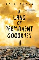 Image: A Land of Permanent Goodbyes