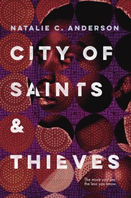 Cover image for City of Saints & Thieves
