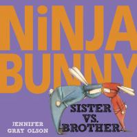 Ninja Bunny : sister vs. brother