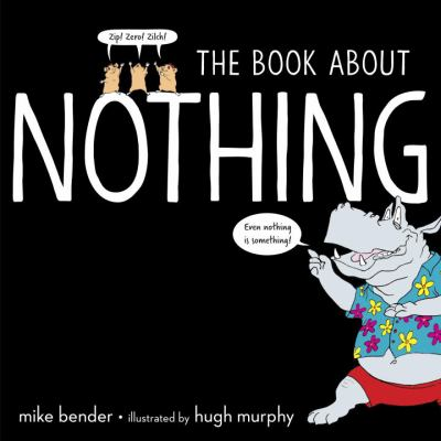 The Book About Nothing book jacket
